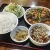 酔東坡 - 料理写真:「牛すじと唐辛子入りの豆腐煮 (950円)」