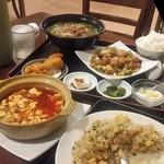 京華楼 - 料理写真:コスパ良く本格的な中華・台湾料理を頂けました♪