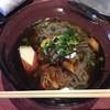 モランボン - 料理写真:『冷麺(大)』様(785円)別府冷麺様お初なのでこれがデフォなのかは分かりませんがまさに韓国麺!