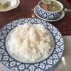 タイ料理 デュシット - 料理写真:タイカレー
