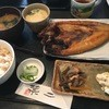 和風ダイニング 二葉 - 料理写真:ほっけの「おひるごはん」