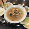 福源居 - 料理写真:豚肉団子と大根の塩味煮込み