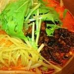 王朝 - 五穀豊穣の担々麺❤ (´^ω^)