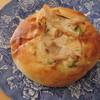 メルポーチ - 料理写真:エリンギパン150円税別