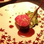レストラン リュウ - 松阪牛