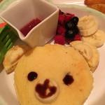 KICHIRI RELAX&DINE - キッズパンケーキ アップ