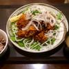 三代目 茂蔵 - 料理写真:山盛り豆乳唐揚げ和膳1296円