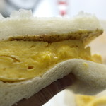 あ - たまごサンドウッィッチ (ふっくらたまご焼き)