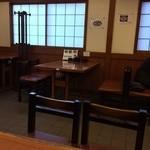とゝや - 1階:テーブル16席