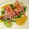 八兆屋駅の蔵 - 料理写真:蟹サラダ