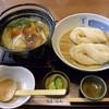 七代佐藤養助 - 料理写真:あったかつけ麺 比内地鶏(1,450円)