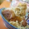 ブタキング - 料理写真:豚ラーメン(全部マシ