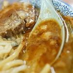 ブタキング - 一味スープ