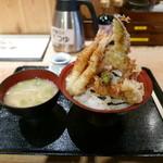 米福 - 天丼(890円)