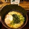 麺ぼう - 料理写真:ラーメン680円。麺硬め。海苔増し100円。