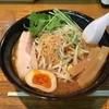 ラーメン道黒こくや - 料理写真:濃厚極太豚骨魚介らーめん¥820