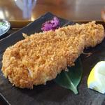 bi-dama食堂 - 料理写真:ロースとんかつ(120g)