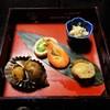 河満 - 料理写真:前菜。