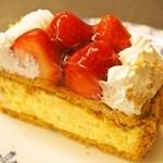 フランシーズ - 料理写真:ナポレオン