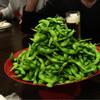 大衆酒場 ちばチャン - 料理写真:枝豆マウンテン