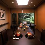日本料理「雲海」 - 個室「きり」