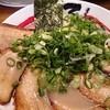 濃厚煮干とんこつラーメン 石田てっぺい - 料理写真:濃厚煮干とんこつ石田ねぎチャーシューメン