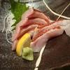 睦月処 穂寿美 - 料理写真:金目鯛の刺身