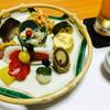 割烹あべ - 料理写真:八寸