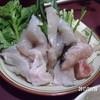 ひがし乃 - 料理写真:てっちり1900円