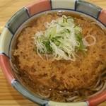ナカジマ会館 - 天ぷらそば