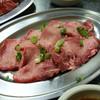 焼肉のまるちゃん - 料理写真:塩タン