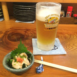 豊年 - ドリンク写真:生ビール