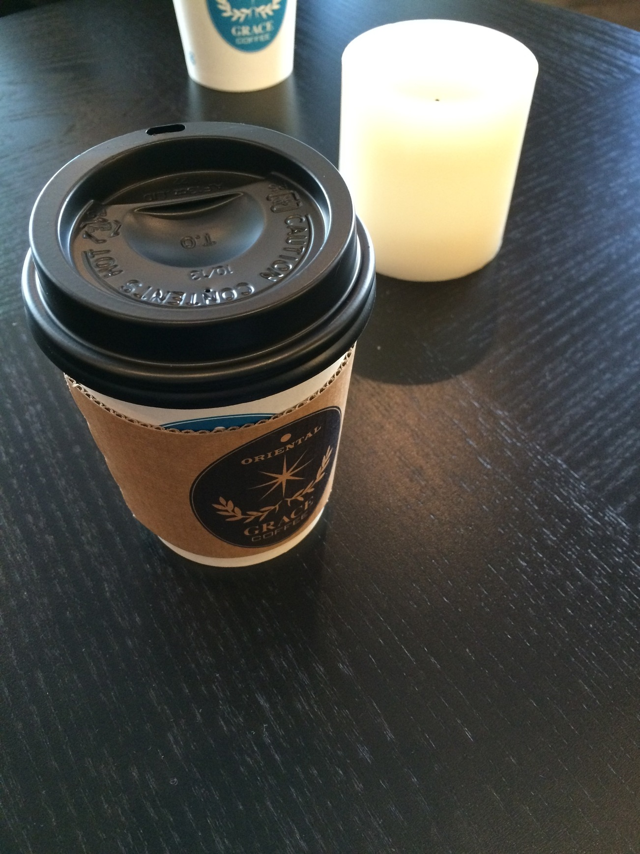 オリエンタル グレイス コーヒー