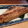 つかさ - 料理写真:201601 ランチ定食のホッケ干物(800円)。