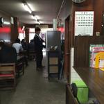 山為食堂 - 設えもかなり昭和レトロで雰囲気はとても落ち着けるd(^_^o)