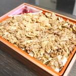 はつだ - 和牛弁当(1600円 税別)