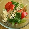 KOMEKUUTO - 料理写真:新鮮野菜のランチサラダ