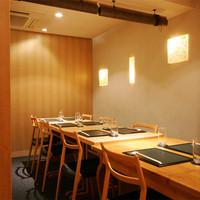 完全個室[最大10名様個室]ご接待や会食に最適