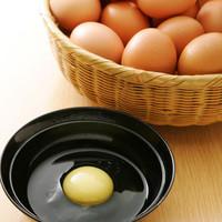 厳選の『真珠卵』を使用したすき焼き