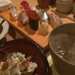 魚店きなり - 湯葉とくるみの絶品!