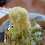 十文字屋 - グレードの高い麺を使われています
