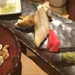 魚店きなり - 穴子の白焼き❤︎