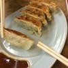 Kurumayaramen - 料理写真:餃子