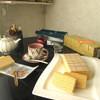 ブレゾワ - 料理写真:バウムクーヘン