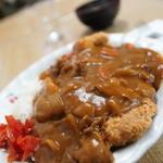 こがね食堂 - 料理写真:カツカレー