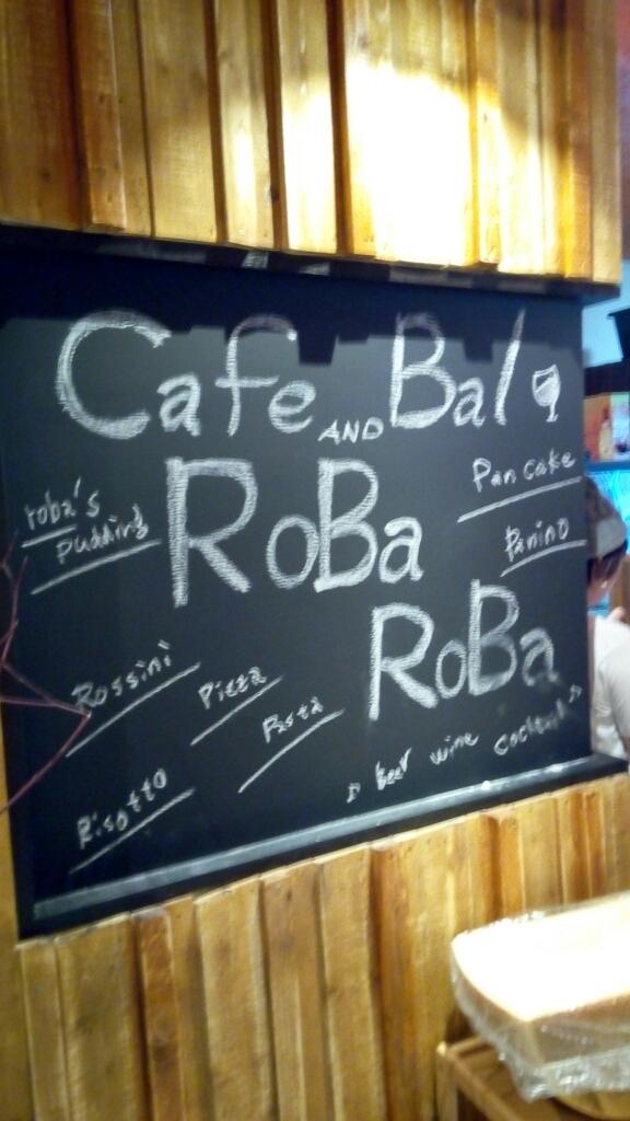 パンケーキ専門店 ROBAROBA