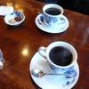 アデリータ - ドリンク写真:コーヒーとクッキー