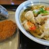 香の川製麺 - 料理写真:海鮮入りあんかけうどん