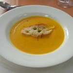 Lyon de Lyon - 茨城県産ごぼうのスープ