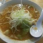 けやき - 味噌ラーメン(\900)